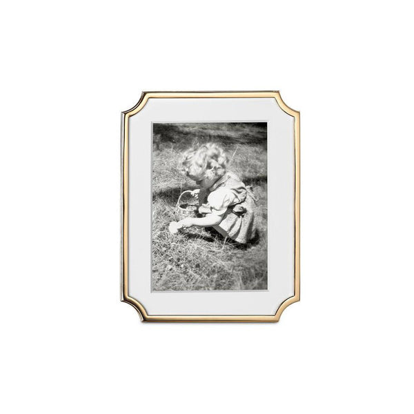 Kate Spade Sullivan-Street-Gold Frame 5x7"