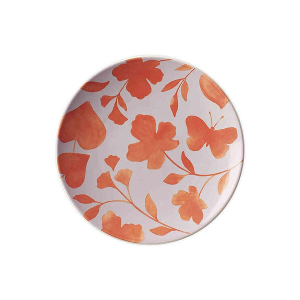 Kate Spade Petal Accent Plate Orange | Desiree.ca