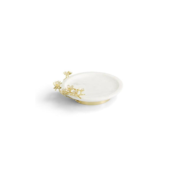 Michael Aram Cherry Blossom Trinket Tray | Desiree.ca