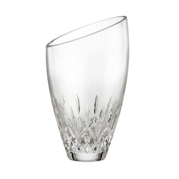 WF Vase Lismore Essence Angular 9"