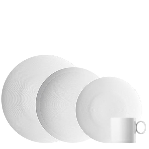 Rosenthal Loft-White 4 Piece Set | Desiree.ca