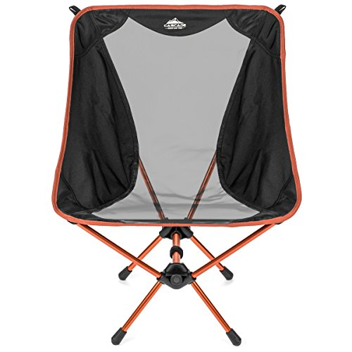 Stupendous Cascade Mountain Tech Compact Lightweight Folding Portable Camp Chair For Backpacking Camping Hiking Concerts And Outdoor Festivals With Carry Frankydiablos Diy Chair Ideas Frankydiabloscom