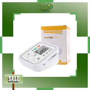Blood Pressure Monitor (Arm Style)