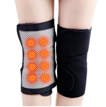2-PAIRS MAGNETIC THERAPY KNEE PADS - SELF-HEATING WITH TOURMALINE