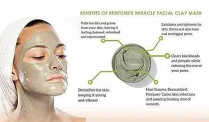 Korea's#1 - The Original Bentonite Clay Mask (BUY1 GET 1)