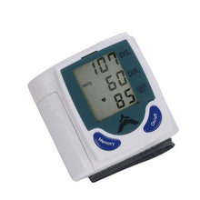 Blood Pressure Monitor Wrist Watch