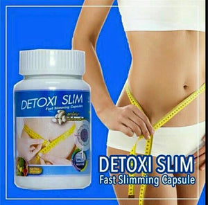 Detoxify & Fast Burning Fats Capsules