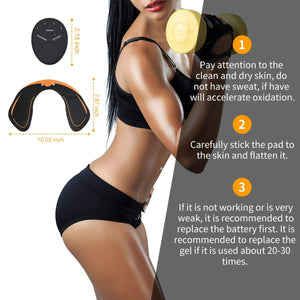 SexyBack™ Ultimate Hip And Glutes Muscle Toner