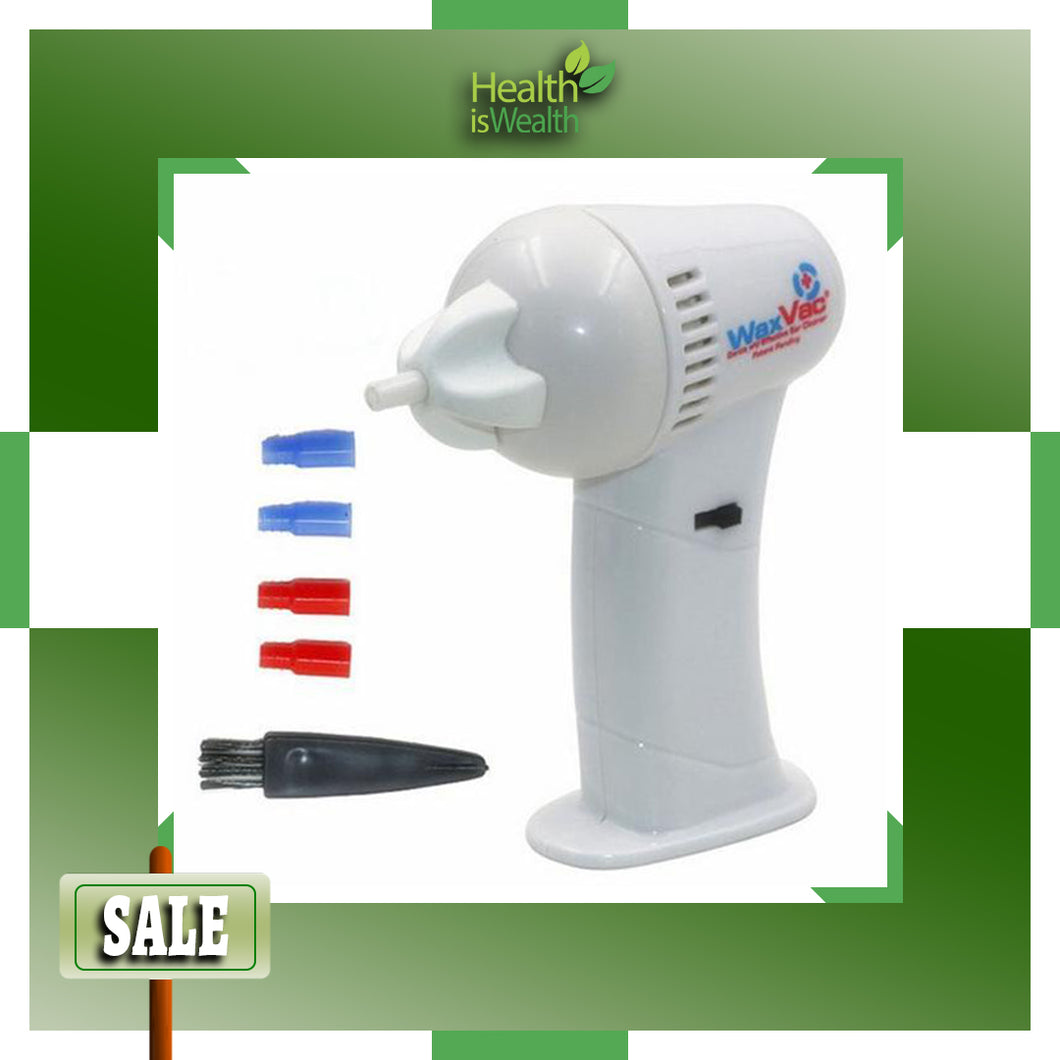 Electronic Vacuum Earwax Cleaner