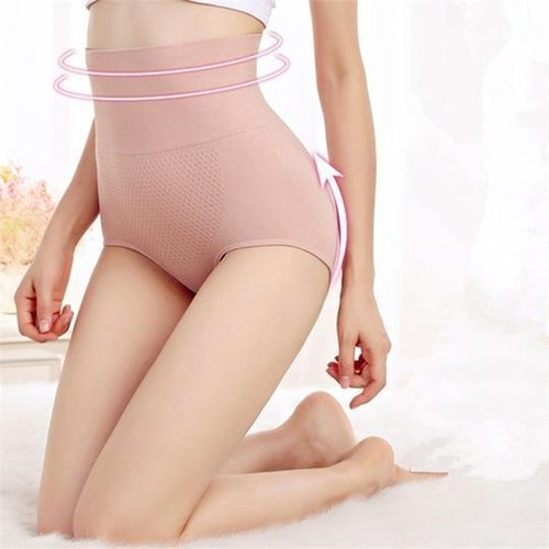 High Waist Hip Lift Shaping Panty - Free Size! (4 PIECES)