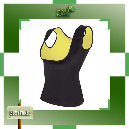 HotSweat™ Slimming Vest Shaper (BUY 1 TAKE 1)