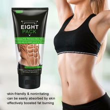 Eight Pack Abdominal Slimming Cream