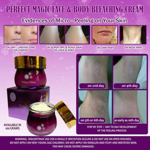 Face & Body Bleaching Cream