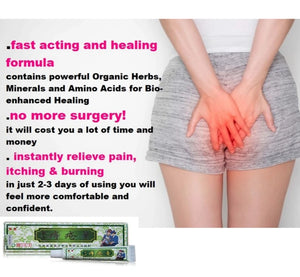 Hemorrhoids Cure Ointment BUY 1 TAKE 1