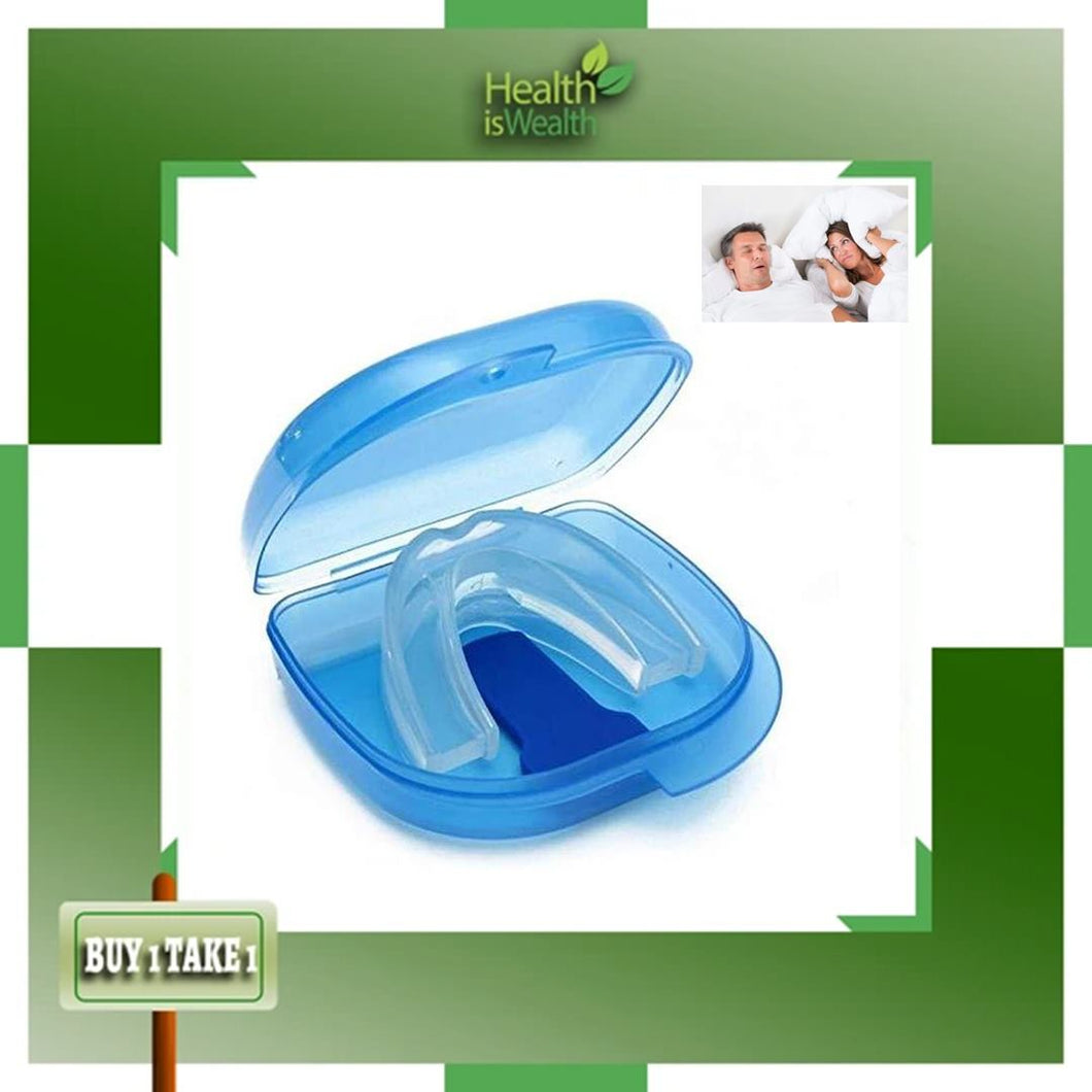 (BUY1 GET 1 FREE!) Stop-Snoring Solution Mouthpiece