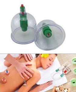 MOBILIZE BLOOD FLOW - Pull Out Vacuum Apparatus (12pcs set)