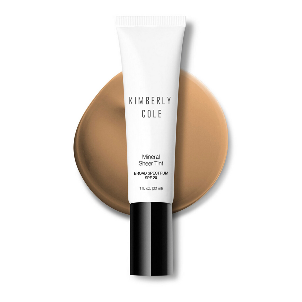 Medium - Mineral Sheer Tint