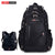 Men's Travel Bag Man Backpack Polyester Bags Waterproof Shoulder Bags Computer Packsack