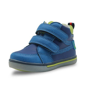 Children's Shoes Kids Pu Leather Boys Ankle Boots Sports Sneakers for Boys Flat Toddler Shoes