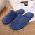 Senza Fretta Men Shoes Winter Warm Home Slippers Men Fashion Couple Men