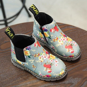 ISHOWTIENDA children's shoes girls boots