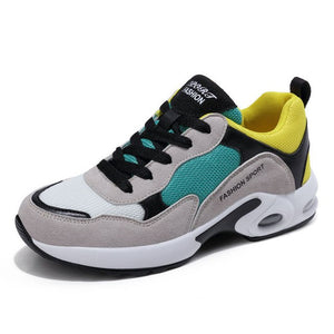 2018 New Breathable Outdoor Cushion Sneakers Athletic girls Jogging Shoes