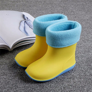 Rainy Season Rubber Boots Children Boots For Girls