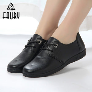 Restaurant Hotel Kitchen Work Footwear Non-slip Flat Soft Work Shoes
