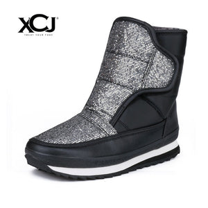 Women's Winter Shoes Plus Big Size High Quality Brand Women Shoes
