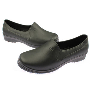 Black High Quality EVA Chef Work Shoes Top Restaurant Hotel Non-slip Waterproof Shoes