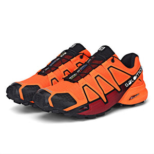 Salomon Shoes Men Speed Cross 4 CS Cross-country Running Shoes Male Sneakers Athletic Shoes