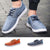 YOUYEDIAN Men Round Toe Lace-up Flat 2018 fshion sneakers