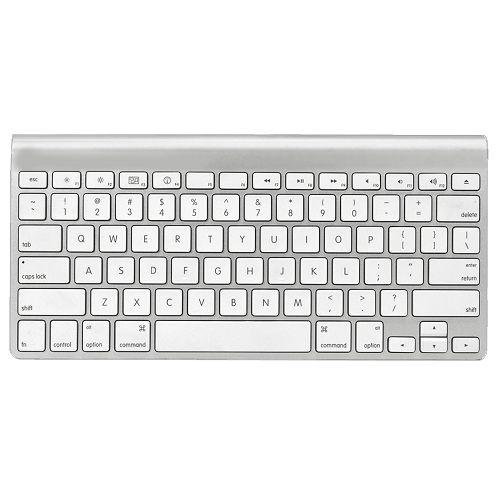 49fb5cb9bbb Apple A1255 Bluetooth Wireless Mini Keyboard – Tech Market LTD
