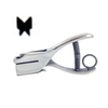 Butterfly Loyalty Card Hole Punch with Ring and Paper Reservoir