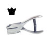Crown Loyalty Card Hole Punch with Paper Reservoir
