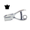Crown Loyalty Card Hole Punch with Ring and Paper Reservoir