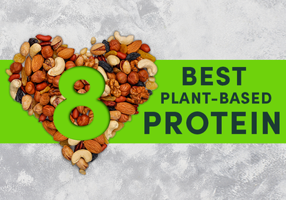 8 Best Plant-based Protein Sources