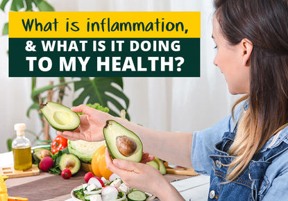 What is inflammation, and what is it doing to my health?