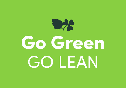 Go green (and lean) for St Patrick's Day