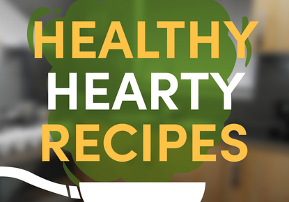 Healthy Hearty Recipes