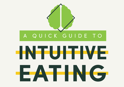A Quick Guide to Intuitive Eating