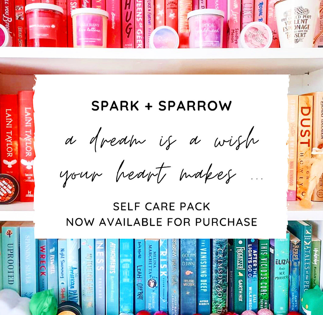 A Dream Is A Wish Your Heart Makes ... Self Care Pack