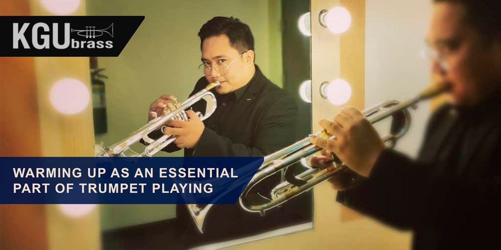 Warming Up as an Essential Part of Trumpet Playing