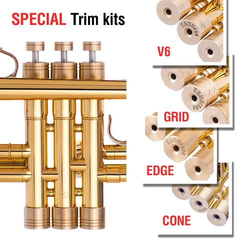 KGUBrass SPECIAL Trim Kit