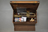 Trumpet Bach Stradivarius 180ML 37 Bb,  1984, . KGUBrass customized.
