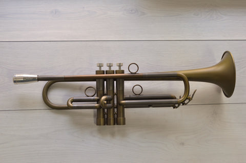 YAMAHA Trumpet YTR-934 ML, Bb, Vintage 1970's, Customized by KGUBrass