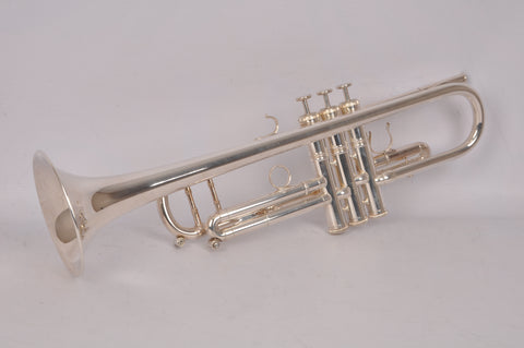 Trumpet Kanstul 1502  Silver Used in excellent condition