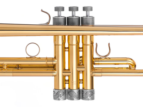 Trumpet ARTISTIC series Trim Kit. KGUBrass.