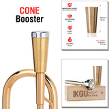 CONE Trumpet Mouthpiece Booster
