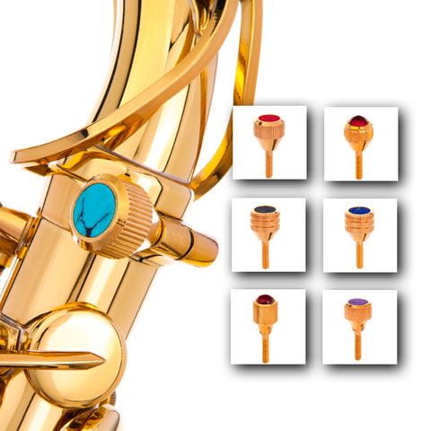 HEAVY Saxophone Neck Screws. KGUBrass. (Alto, Tenor, Soprano, Baritone)